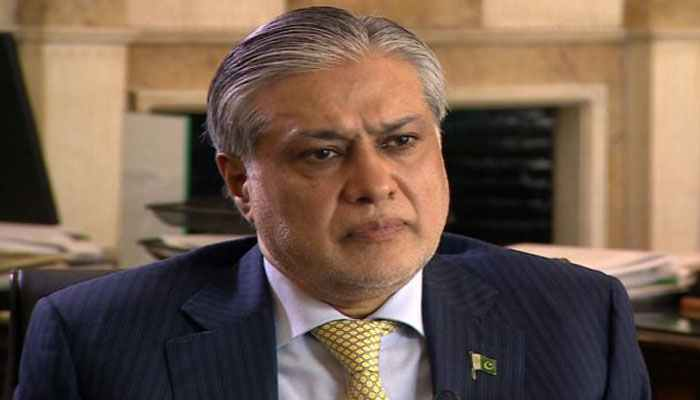 Ishaque Dar Finance Minister Pakistan