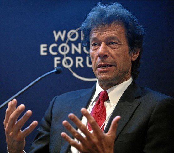 Imran Khan Prime Minister of Pakistan in 2018