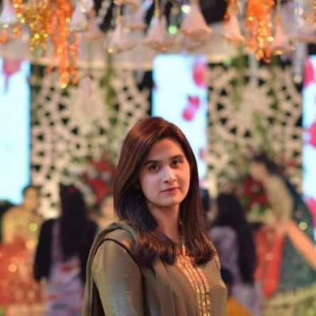 Izza Irshad 4th Position CSS Topper 2019